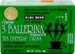 China Three Ballerina Tea Hot-Selling Products . Healthy Green Food on sale