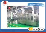 China Automatic 3 - In - 1 Auto Water Filling Machine For Mineral / Drinking Water wholesale