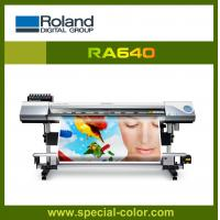Large Format Eco Solvent Printer With Epson DX7 Print Head RE640