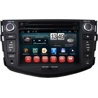 China Pure Andriod System Toyota Dvd Players For Toyota Rav4 Dvd Player With Mp5 Gps on sale