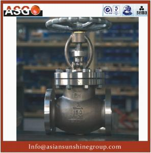 China F310 Stainless Steel Globe Valve-Globe Valve-Valve-ASG Fluid Control Equipment–ASG on sale