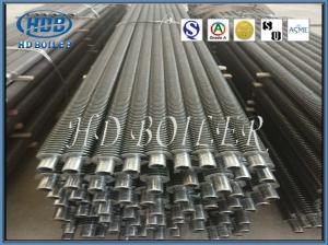 China Steel Fin Tube For Hot Water Boiler , High Efficiency Boiler Finned Tube on sale
