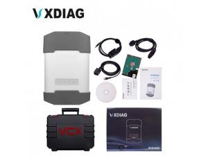 China ALLSCANNER VXDIAG MULTI Diagnostic Tool For Benz/bmw Powerful than Icom A2 A3 NEXT star C4 with Original software Free s on sale