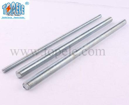 Steel Galvanized Threaded Rods Unistrut Channel With Long