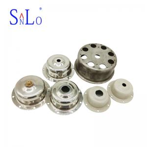China Water Trough Float Valve Parts 304 / Iron / 316 Valve Cover Group High Performance on sale
