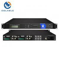 CATV System Tuner to RF Transmodulator 4 CH CAM DVB T2 DVB T to DVB C Converter