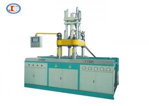 China PLC Control Silicone Mould Making Machine , Large Capacity Silicone Molding Machine on sale