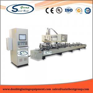 China Fresadora de aluminio de alta velocidad, gama de aluminio de la manera del equipo 200m m Z de la fabricación del CNC on sale