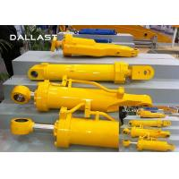 Double Acting Heavy Duty Hydraulic Cylinder For Industrial Construction Truck