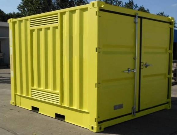 10 dangerous goods hazardous Chemical Storage container Bunded