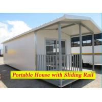 Small Prefabricated Portable Modular Homes Eco Friendly For Dormitory