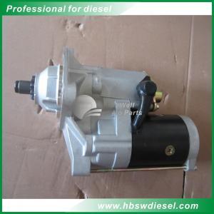 Denso 3957597 = 3971610 428000-1340 starter motor for Cummins diesel