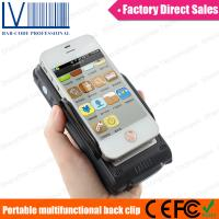 2014 NEW Portable Multifunctional Bluetooth 1D 2D Barcode+HF+UHF RFID Reader