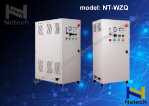 China Water Cooled Drinking Water Ozonator Machine For Ozone Water Treatment on sale