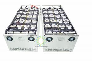 China High Capacity 64V 400Ah Lithium Ion Car Battery For Electric Car / Electric Boat / Forklift on sale