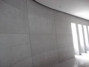 6mm Interior Cellulose Fiber Cement Wall Board Modern