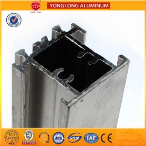 China 6063 6061 6060 Aluminum Alloy Profile / Sliding Glass Window Frame Parts on sale