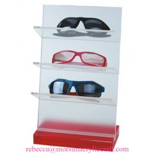 China Simple Design Acrylic Display Stand For Eyeglass Made In China on sale