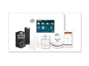 China Smart Home Automation Alarm System , Home Automation And Security System on sale