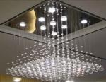 HOT SELLING  ceiling light /crystal light/for home decoration