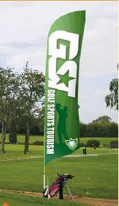China Beach Falg Banner on sale