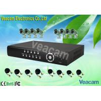 DVR Kits with Cameras Power Adaptors and High S / N Ratio CCD Camera