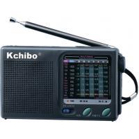 China KCHIBO ANALONG RADIO KK-9 FM/MW/SW1-7(TV2-5CH) 9 BAND RECEIVER RADIO on sale