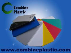 combine plastic supply PVC foam board to building materials importer