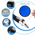 China Hand Held Optical Refractometer , Antifreeze Battery Cleaning Fluid Refractometer Atc wholesale