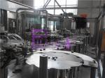 Fully Automatic Monoblock Hot Filling Machine Fruit Juice Processing Equipment 0.3L - 2L