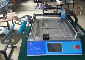 China Câmeras modelo clássicas da visão da máquina 2 da picareta & do lugar do diodo emissor de luz de Charmhigh CHMT48VA Benchtop SMT, em-construção do PC on sale