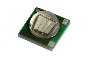 China SMD3535 High Power UV LED 700mA 3W Ultraviolet LEDs 380nm UV-A LED Chip on sale