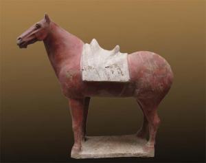 China Fine china pottery figurines-terracotta on sale