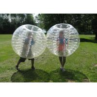 Inflatable Bubble Soccer Ball Fashionable Buper Ball sports entertainment football inflatable body zorb ball