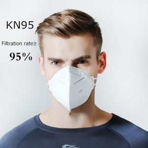 China KN95 FFP2 Face Mask Dust Roof Mouth Respirator Safety Protection N95 PM2.5 on sale