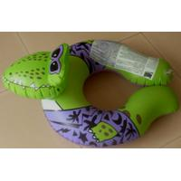 High Quality Baby Inflatable Green Color frog Swim Ring and Animal inflatable swimming ring