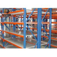 Multi-Level Custome Size Corrosion Protection Pallet Racking Uprights