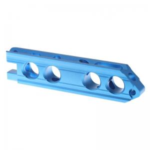 China Block 6063 Anodized Aluminum Parts For Window Boat on sale