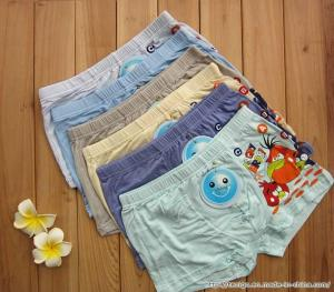 China popular boys' panty/brief/boxer on sale