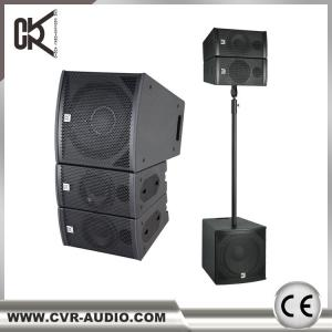 China Concert Speakers  Empty Line Array 6.5  Inch Dj Speaker Jbl Speakers Wooden Speaker on sale