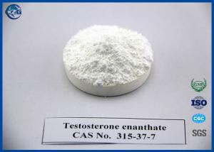 China Legal Testosterone Enanthate Powder Liquid 315 37 7 White Color Powder on sale