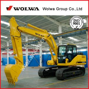 China DLS160-9 16 ton remote control excavator used construction machines from japan on sale