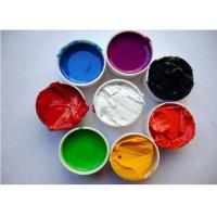 Strong Light Fastness Color Paste Vivid Luster For Decorative Coatings