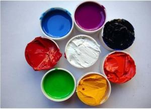 China Strong Light Fastness Color Paste Vivid Luster For Decorative Coatings on sale