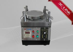 China Durable Fiber Polishing Machine , Fiber Optic Machine 8~40 Connectors One Time 230*230*255mm on sale