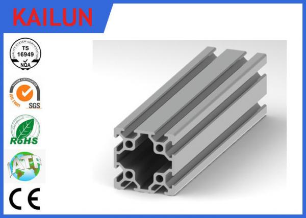 8080 T Slot Aluminum Extrusion Framing System for Work Machine Table ...
