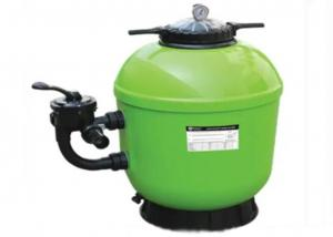 China Green Swimming Pool Filter Tank ABS Material For Water Treatment System on sale