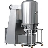 Fluid Bed Dryer Pharmaceutical Processing Equipment With Stainless Steel Structure