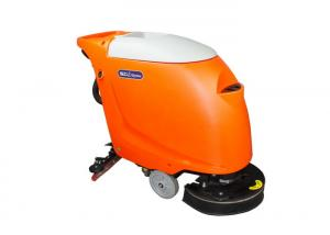 China Commercial Vinyl Floor Cleaning Machines , Residential Floor Scrubber Machine on sale