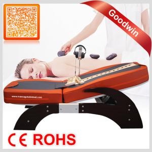 China Thermal jade massage bed inflable massage table on sale